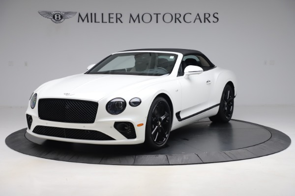 New 2020 Bentley Continental GTC V8 for sale $277,915 at Bentley Greenwich in Greenwich CT 06830 8