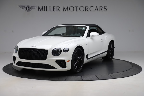 New 2020 Bentley Continental GTC V8 for sale $277,915 at Bentley Greenwich in Greenwich CT 06830 9