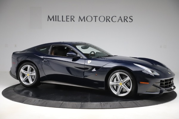 Used 2017 Ferrari F12 Berlinetta Base for sale Sold at Bentley Greenwich in Greenwich CT 06830 10