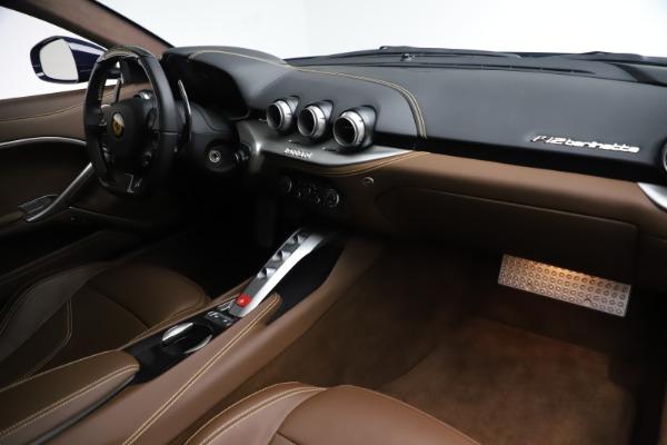 Used 2017 Ferrari F12 Berlinetta for sale $259,900 at Bentley Greenwich in Greenwich CT 06830 18