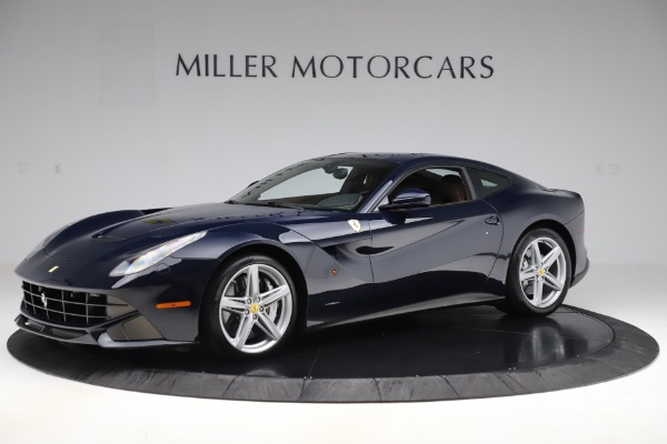 Used 2017 Ferrari F12 Berlinetta Base for sale Sold at Bentley Greenwich in Greenwich CT 06830 2