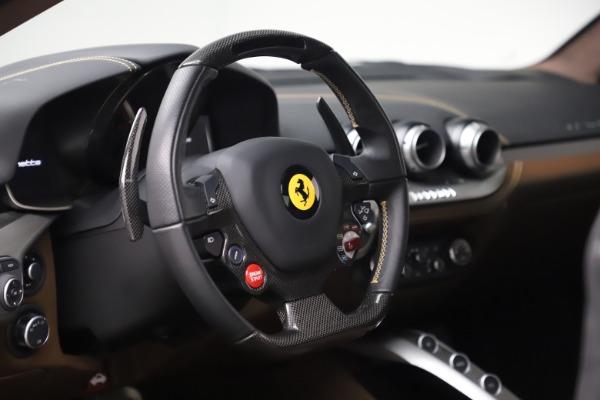 Used 2017 Ferrari F12 Berlinetta for sale $259,900 at Bentley Greenwich in Greenwich CT 06830 23