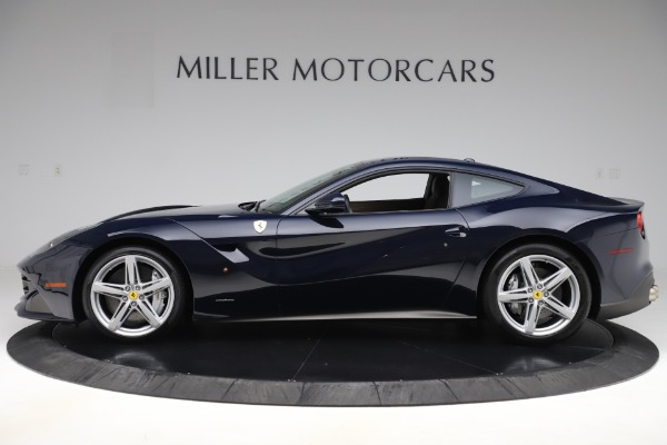 Used 2017 Ferrari F12 Berlinetta Base for sale Sold at Bentley Greenwich in Greenwich CT 06830 3