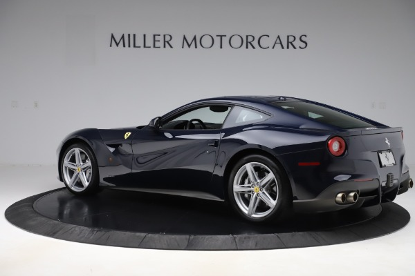 Used 2017 Ferrari F12 Berlinetta Base for sale Sold at Bentley Greenwich in Greenwich CT 06830 4