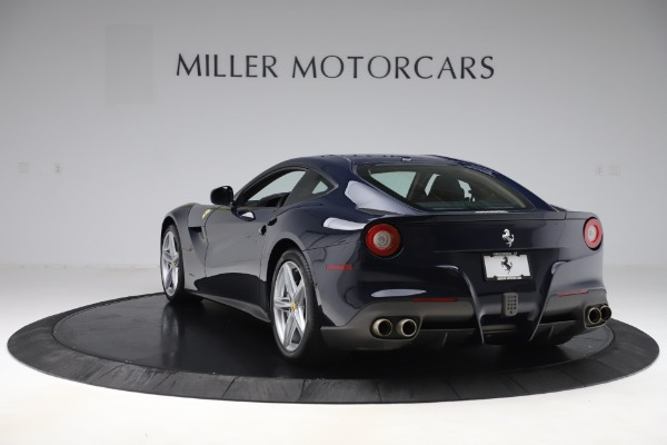 Used 2017 Ferrari F12 Berlinetta Base for sale Sold at Bentley Greenwich in Greenwich CT 06830 5