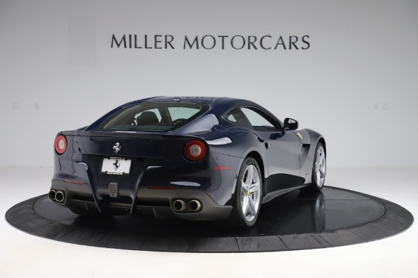 Used 2017 Ferrari F12 Berlinetta Base for sale Sold at Bentley Greenwich in Greenwich CT 06830 7