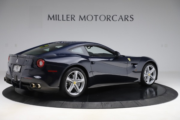 Used 2017 Ferrari F12 Berlinetta Base for sale Sold at Bentley Greenwich in Greenwich CT 06830 8