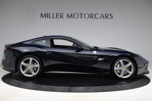 Used 2017 Ferrari F12 Berlinetta Base for sale Sold at Bentley Greenwich in Greenwich CT 06830 9