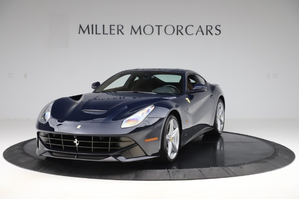 Used 2017 Ferrari F12 Berlinetta Base for sale Sold at Bentley Greenwich in Greenwich CT 06830 1