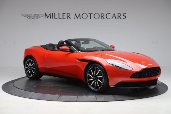 New 2020 Aston Martin DB11 Volante Convertible for sale $254,531 at Bentley Greenwich in Greenwich CT 06830 10