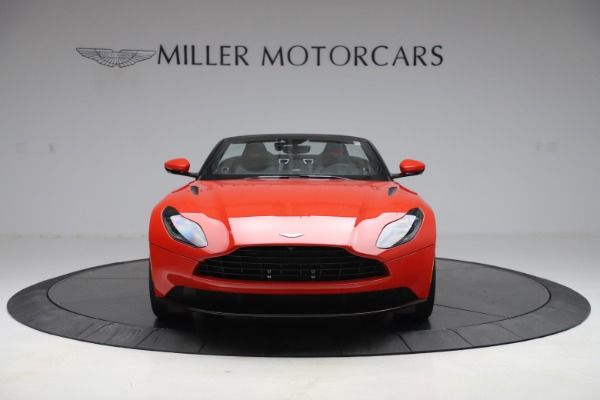 New 2020 Aston Martin DB11 Volante Convertible for sale $254,531 at Bentley Greenwich in Greenwich CT 06830 11