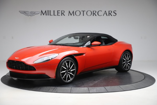 New 2020 Aston Martin DB11 Volante Convertible for sale $254,531 at Bentley Greenwich in Greenwich CT 06830 12