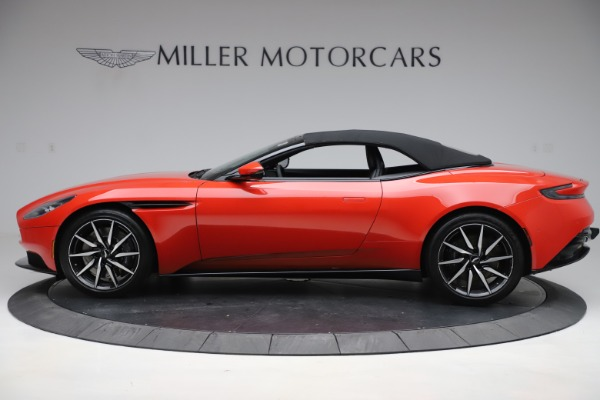 New 2020 Aston Martin DB11 Volante Convertible for sale $254,531 at Bentley Greenwich in Greenwich CT 06830 13