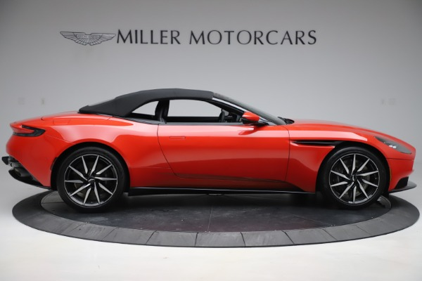 New 2020 Aston Martin DB11 Volante Convertible for sale $254,531 at Bentley Greenwich in Greenwich CT 06830 14