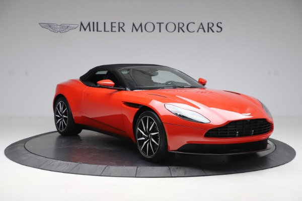 New 2020 Aston Martin DB11 Volante Convertible for sale $254,531 at Bentley Greenwich in Greenwich CT 06830 15