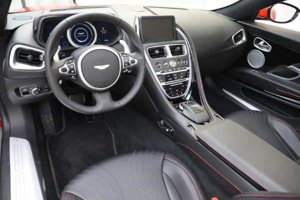 New 2020 Aston Martin DB11 Volante Convertible for sale $254,531 at Bentley Greenwich in Greenwich CT 06830 17