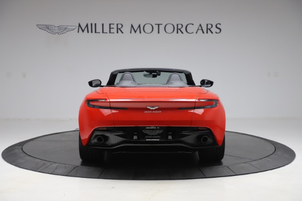 New 2020 Aston Martin DB11 Volante Convertible for sale $254,531 at Bentley Greenwich in Greenwich CT 06830 5