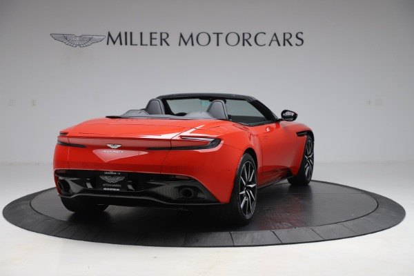 New 2020 Aston Martin DB11 Volante Convertible for sale $254,531 at Bentley Greenwich in Greenwich CT 06830 6