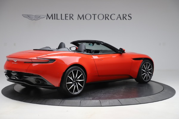 New 2020 Aston Martin DB11 Volante Convertible for sale $254,531 at Bentley Greenwich in Greenwich CT 06830 7