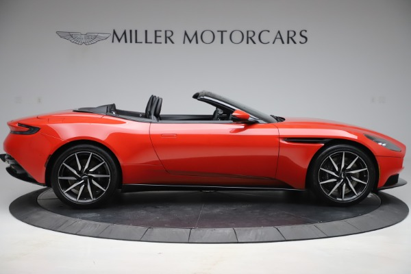 New 2020 Aston Martin DB11 Volante Convertible for sale $254,531 at Bentley Greenwich in Greenwich CT 06830 8