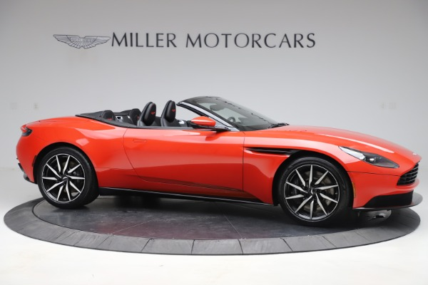 New 2020 Aston Martin DB11 Volante Convertible for sale $254,531 at Bentley Greenwich in Greenwich CT 06830 9