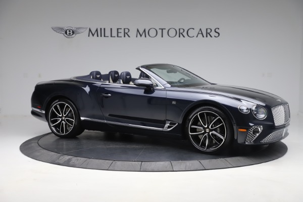 New 2020 Bentley Continental GTC V8 for sale Sold at Bentley Greenwich in Greenwich CT 06830 11