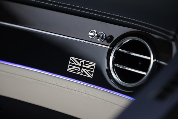 New 2020 Bentley Continental GTC V8 for sale Sold at Bentley Greenwich in Greenwich CT 06830 28