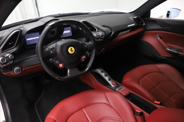 Used 2016 Ferrari 488 GTB for sale $210,900 at Bentley Greenwich in Greenwich CT 06830 13
