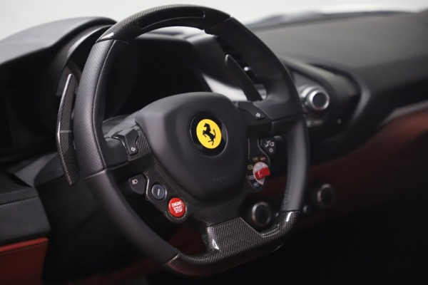Used 2016 Ferrari 488 GTB for sale $210,900 at Bentley Greenwich in Greenwich CT 06830 17