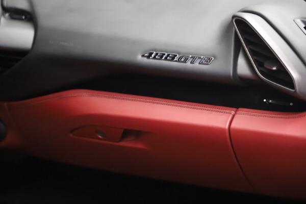 Used 2016 Ferrari 488 GTB for sale $210,900 at Bentley Greenwich in Greenwich CT 06830 22