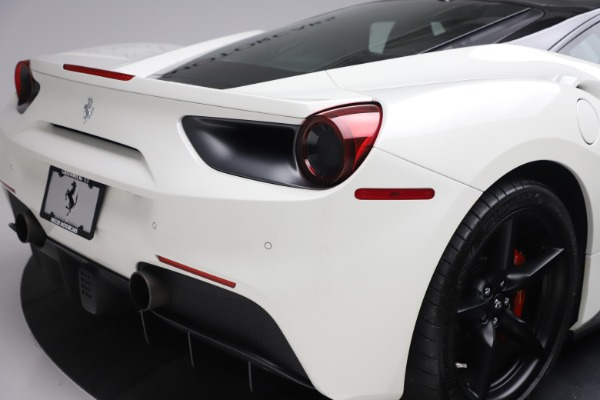 Used 2016 Ferrari 488 GTB for sale $210,900 at Bentley Greenwich in Greenwich CT 06830 25
