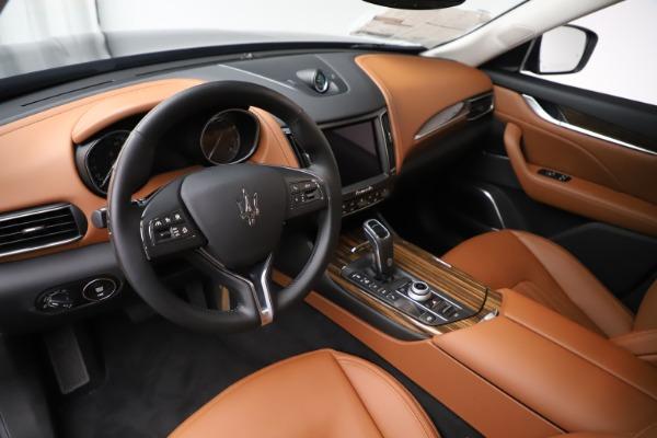 New 2019 Maserati Levante Q4 GranLusso for sale $89,550 at Bentley Greenwich in Greenwich CT 06830 12