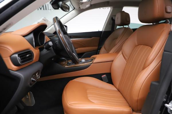 New 2019 Maserati Levante Q4 GranLusso for sale $89,550 at Bentley Greenwich in Greenwich CT 06830 14