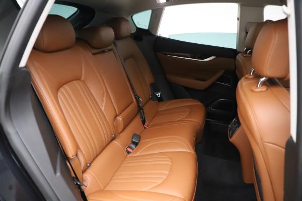 New 2019 Maserati Levante Q4 GranLusso for sale $89,550 at Bentley Greenwich in Greenwich CT 06830 23