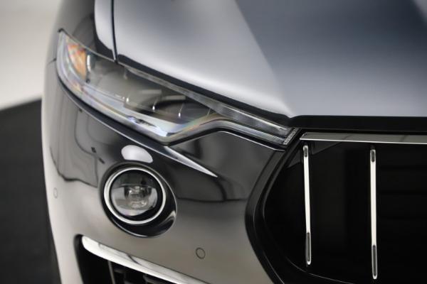 New 2019 Maserati Levante Q4 GranLusso for sale $89,550 at Bentley Greenwich in Greenwich CT 06830 27