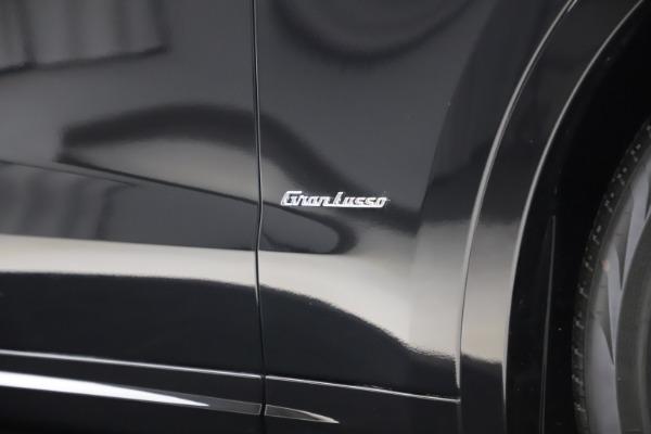 New 2019 Maserati Levante Q4 GranLusso for sale $89,550 at Bentley Greenwich in Greenwich CT 06830 28