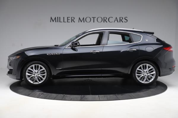New 2019 Maserati Levante Q4 GranLusso for sale $89,550 at Bentley Greenwich in Greenwich CT 06830 3