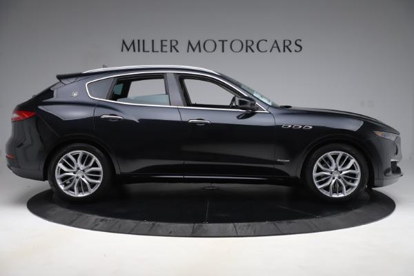 New 2019 Maserati Levante Q4 GranLusso for sale $89,550 at Bentley Greenwich in Greenwich CT 06830 9