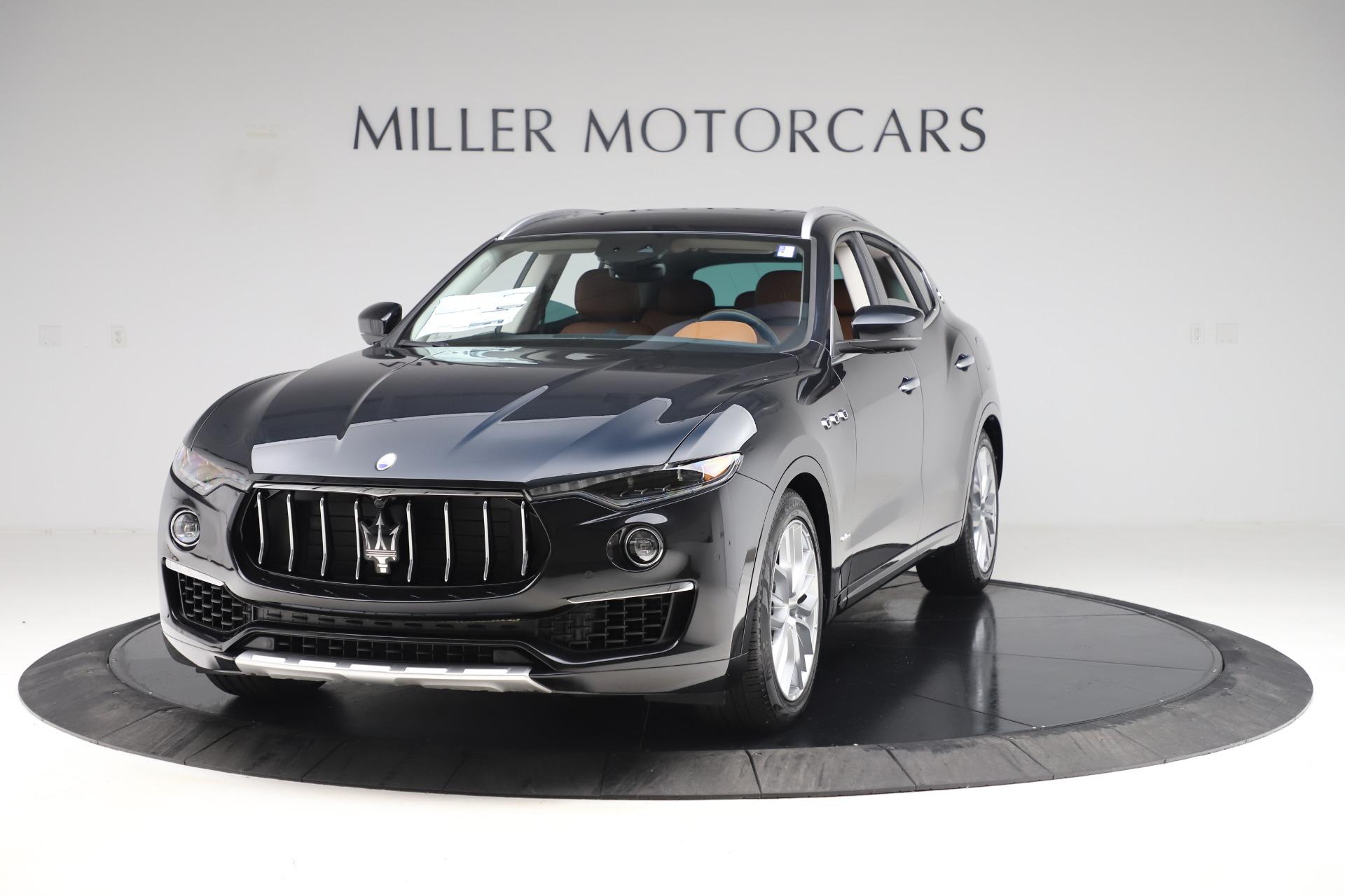 New 2019 Maserati Levante Q4 GranLusso for sale $89,550 at Bentley Greenwich in Greenwich CT 06830 1