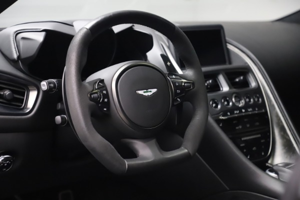 Used 2019 Aston Martin DBS Superleggera Coupe for sale Sold at Bentley Greenwich in Greenwich CT 06830 16