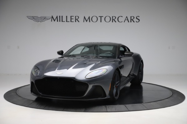 Used 2019 Aston Martin DBS Superleggera Coupe for sale Sold at Bentley Greenwich in Greenwich CT 06830 2