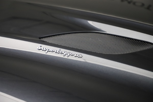 Used 2019 Aston Martin DBS Superleggera Coupe for sale Sold at Bentley Greenwich in Greenwich CT 06830 28