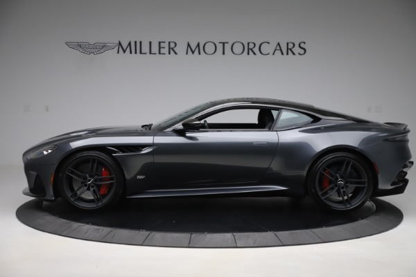 Used 2019 Aston Martin DBS Superleggera Coupe for sale Sold at Bentley Greenwich in Greenwich CT 06830 3