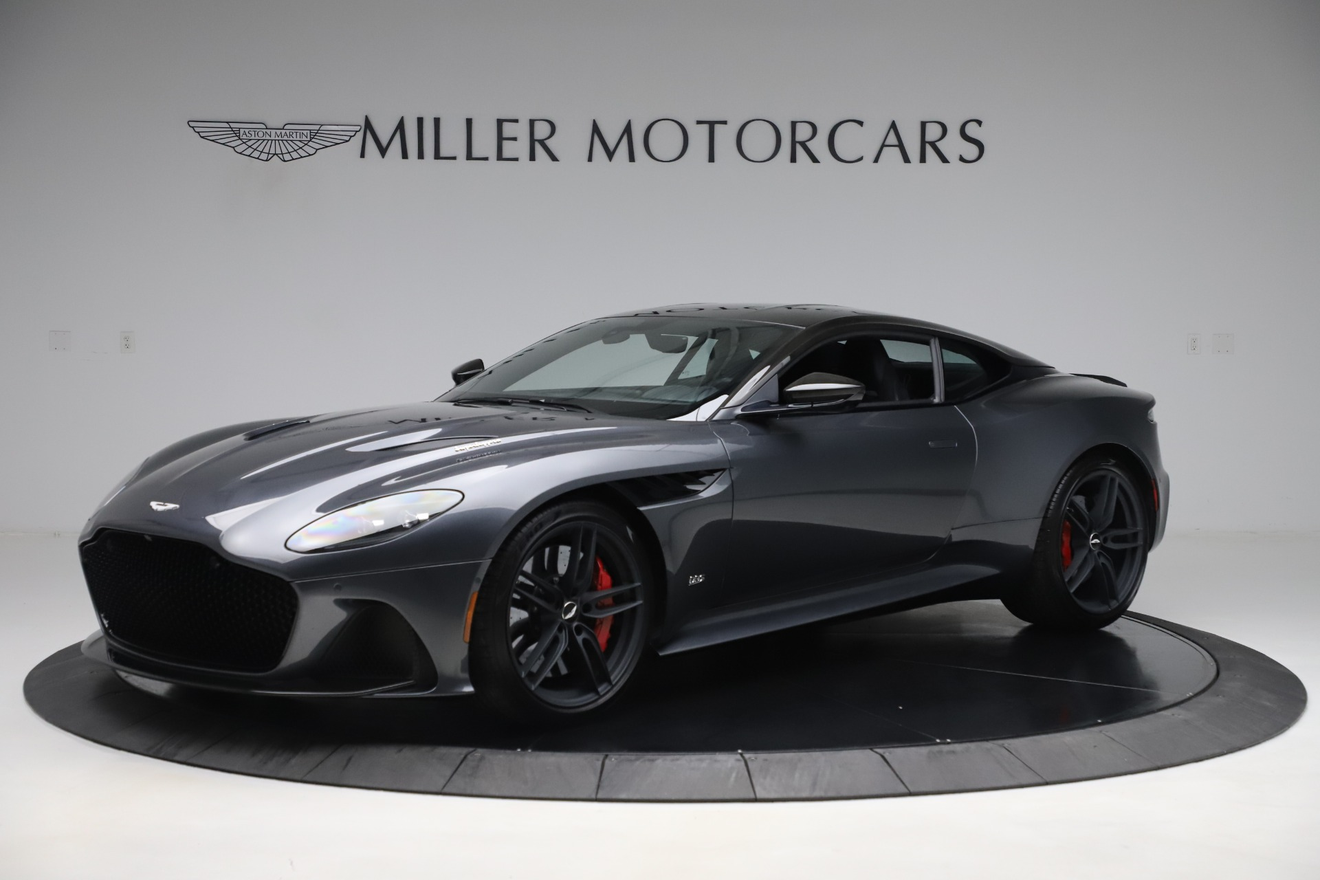 Used 2019 Aston Martin DBS Superleggera Coupe for sale Sold at Bentley Greenwich in Greenwich CT 06830 1