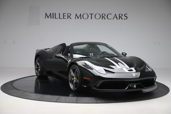 Used 2015 Ferrari 458 Speciale Aperta for sale $635,900 at Bentley Greenwich in Greenwich CT 06830 11
