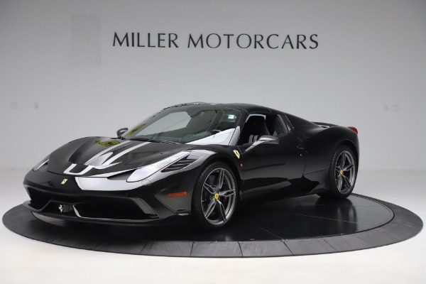 Used 2015 Ferrari 458 Speciale Aperta for sale $635,900 at Bentley Greenwich in Greenwich CT 06830 13