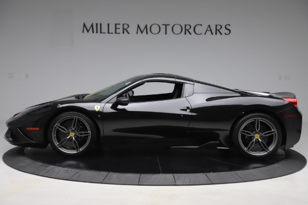 Used 2015 Ferrari 458 Speciale Aperta for sale $635,900 at Bentley Greenwich in Greenwich CT 06830 14