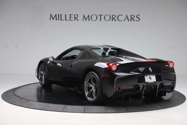Used 2015 Ferrari 458 Speciale Aperta for sale $635,900 at Bentley Greenwich in Greenwich CT 06830 15