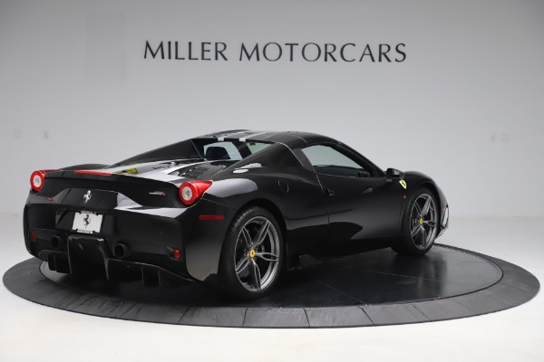 Used 2015 Ferrari 458 Speciale Aperta for sale $635,900 at Bentley Greenwich in Greenwich CT 06830 16