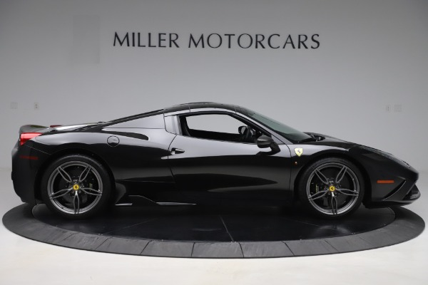 Used 2015 Ferrari 458 Speciale Aperta for sale $635,900 at Bentley Greenwich in Greenwich CT 06830 17